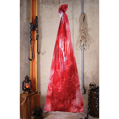 Bloody Body in a Bag