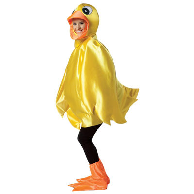 Yellow Ducky Adult Costume - One Size Fits Most