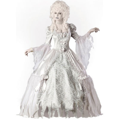 Elite Collection Ghost Lady Adult Costume