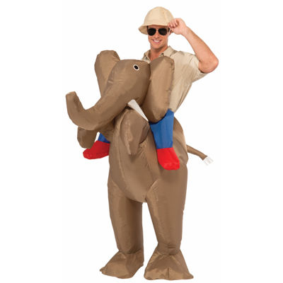 Elephant Inflatable Adult Costume