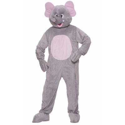 Elephant - Plush Adult Costume