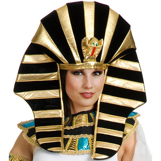 Ancient Egyptian Adult Headpiece - One Size Fits Most Adults