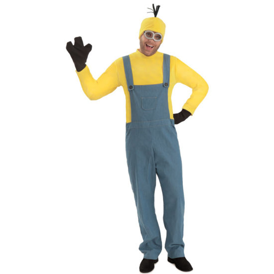 Minions Kevin Men's Jumpsuit Costume