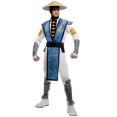 "Mortal Kombat ""The Raiden"" Adult Costume"""