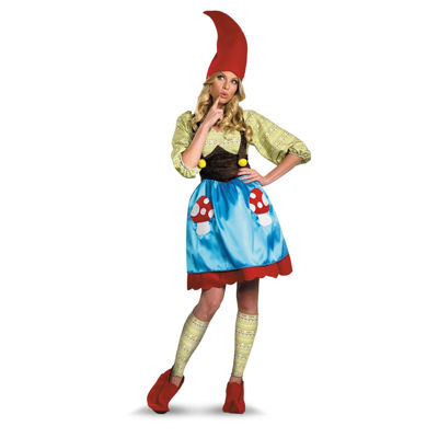 Ms. Gnome Adult Costume