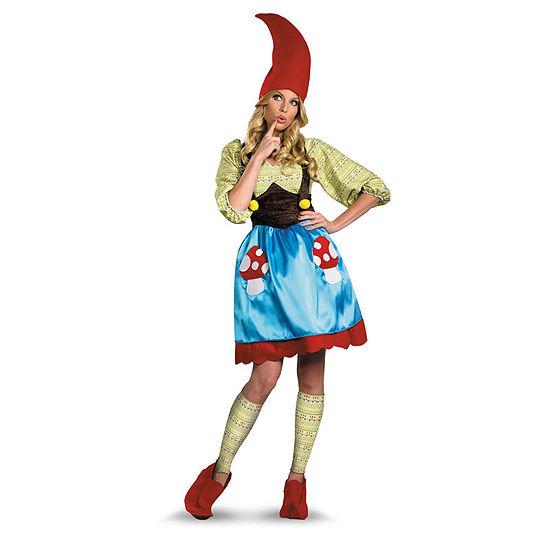 Ms Gnome Adult Costume