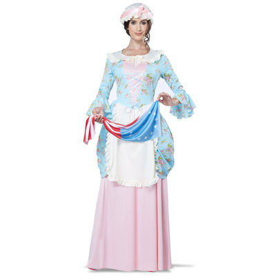 Colonial Lady/Betsy Ross Adult Costume