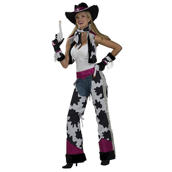 Cowgirl - Glamour Adult Costume