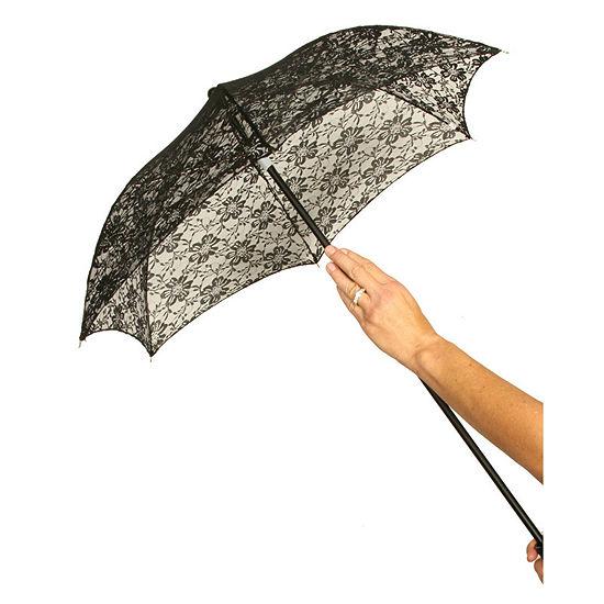 Buyseasons Parasol Lace Black