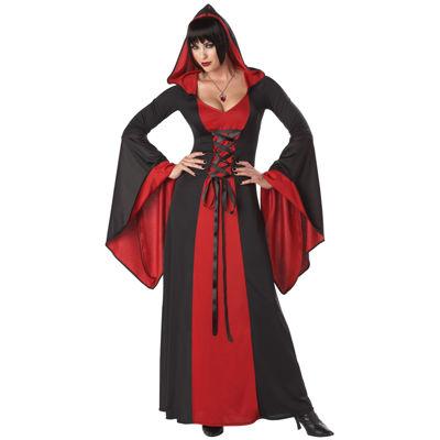 Deluxe Hooded Robe