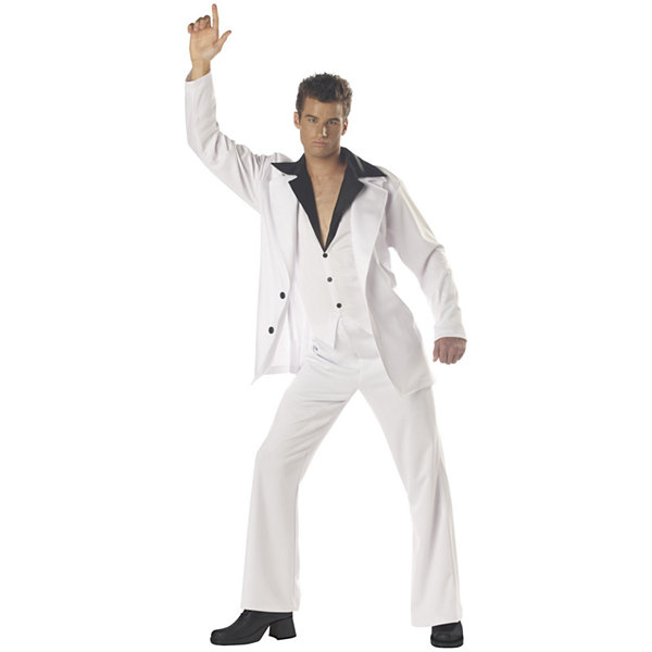 Saturday Night Fever Adult Mens Costume