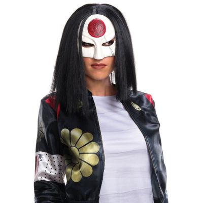 Suicide Squad: Katana Adult Wig