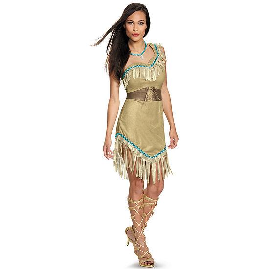 Disney Princess Pocahontas Deluxe Adult Costume