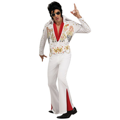 Dlx. Adult Elvis Costume