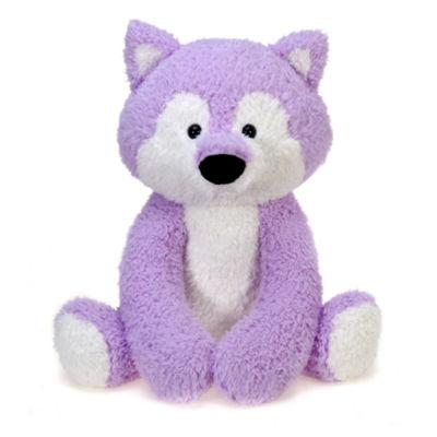 Fiesta - Scruffy 22 Inch Lavender Wolf Plush