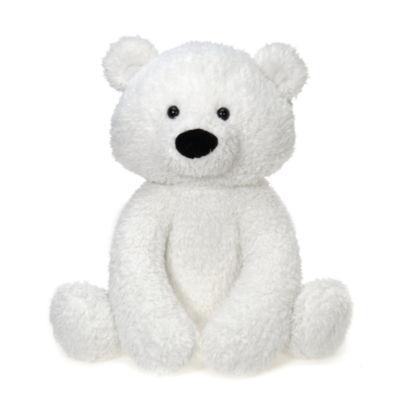 Fiesta - Scruffy 22 Inch Polar Bear Plush
