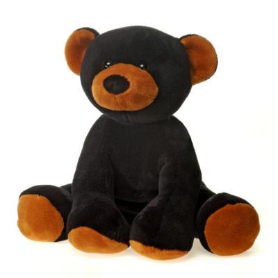 Fiesta - Comfies 14.5 Inch Black Bear Plush