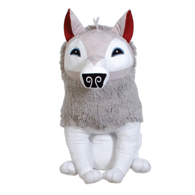 Animal Jam - 16 Inch Plush Arctic Wolf by Fiesta