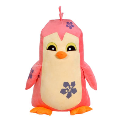 Animal Jam - 15 Inch Plush Coral Penguin By Fiesta