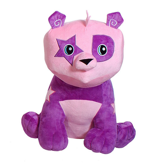 Animal Jam - 14 Inch Plush Purple Panda by Fiesta