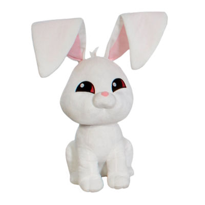 Animal Jam - 14 Inch Plush White Bunny by Fiesta