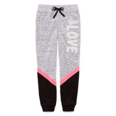 Xersion Knit Jogger Pants - Big Kid Girls Plus
