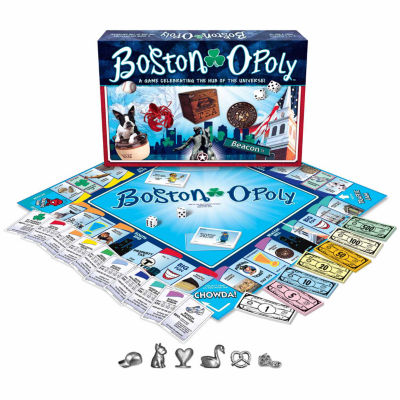 Late For The Sky Boston-opoly