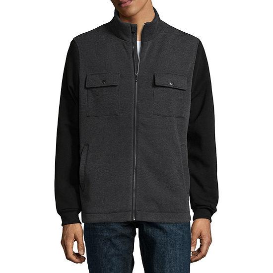 Decree Military Raglan Fleece Jacket