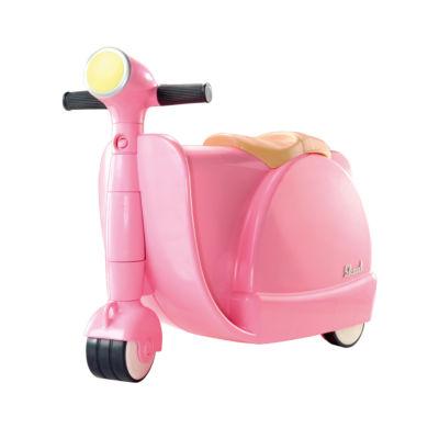 Diggin Active - Skootcase, Pink
