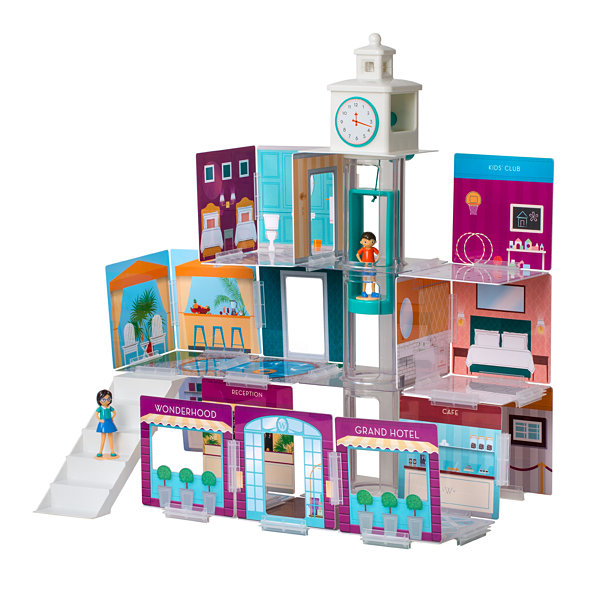 Wonderhood - Grand Hotel Creative Building Set