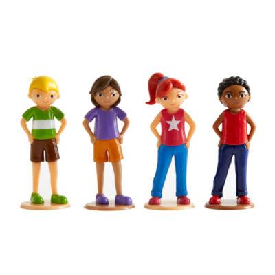 Wonderhood - Kids 3D Figurine Set