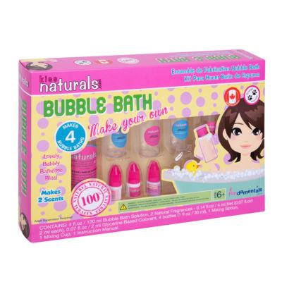 Fundamentals Toys - Kiss Naturals DIY Bubble Bath Kit