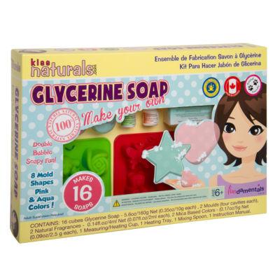 Fundamentals Toys - Kiss Naturals DIY Soap Making Kit