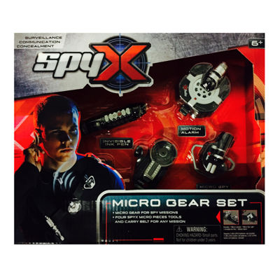 MukikiM - SpyX  Micro Gear Set Value Pack