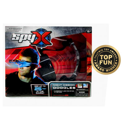 MukikiM - SpyX Night Mission Goggles