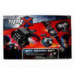 Spyx Recon Set With Night Nocs: Voice Scrambler: Recon Watch And Motion Alarm