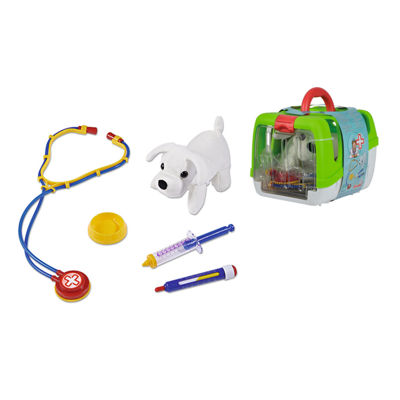 Simba - Vet Kit with Plush Dog