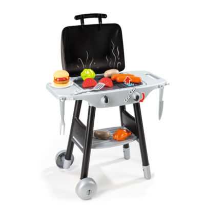 Smoby - BBQ Plancha Play Grill with Accessories
