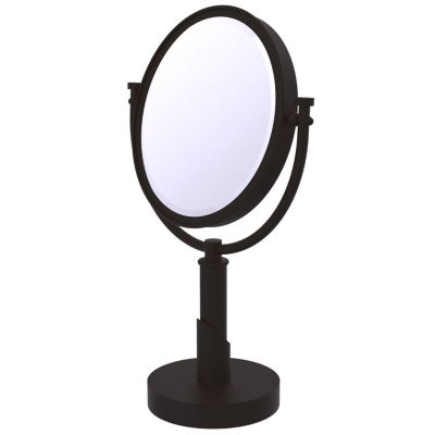Allied Brass Tribecca Collection 8 Inch Vanity TopMake-Up Mirror 3X Magnification