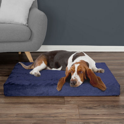 Petmaker Orthopedic Pet Bed - Egg Crate and MemoryFoam