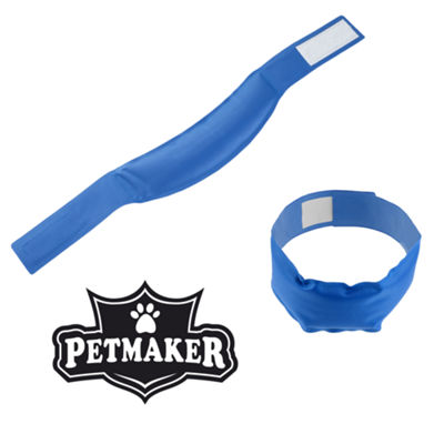 Petmaker Cooling Pet Collar in Blue