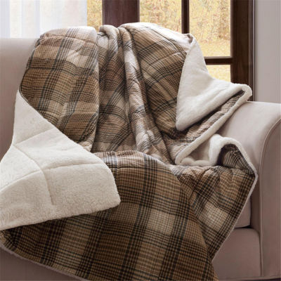Woolrich Lumberjack Throw