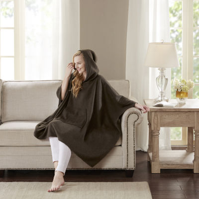Madison Park Signature Luxury Cashmere Luxurious Comfort Throw