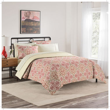 Simmons Bianca 7-pc. Complete Bedding Set with Sheets