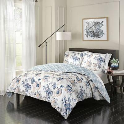 Marble Hill Giselle 3-pc. Reversible Comforter Set