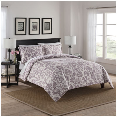 Marble Hill Tanner 3-pc. Reversible Comforter Set