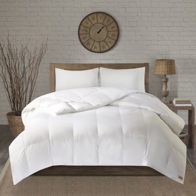 Woolrich 300TC Down Cotton Sateen Oversized Heavyweight Comforter