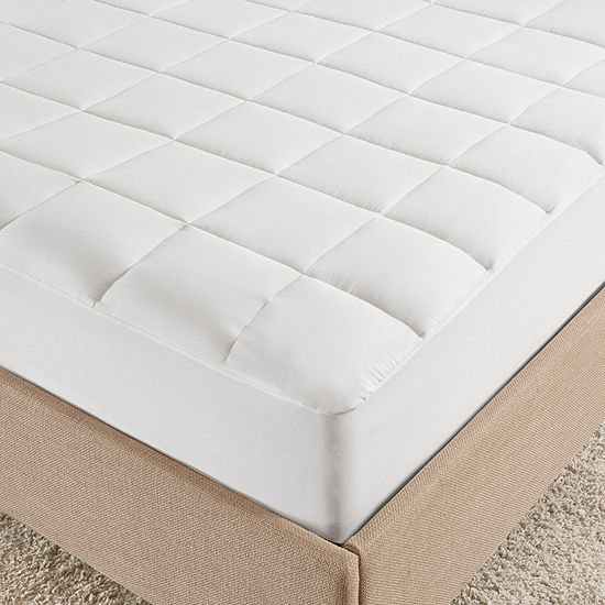 Sleep Philosophy Copper Infused Down Alternative Mattress Pad