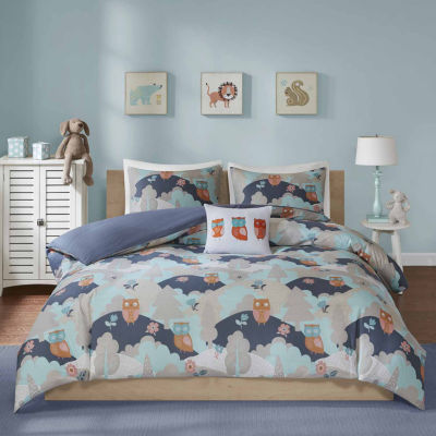 INK+IVY Luna Cotton Comforter Set