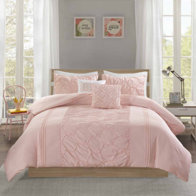Intelligent Design Shayda Ultra Soft Microfiber Comforter Set